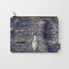 Pheasant on the farm Carry-All Pouch