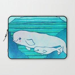 Belugas Laptop Sleeve
