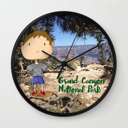 Grand Canyon National Park Service Centennial Wall Clock