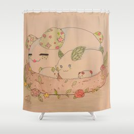 Noonooms Shower Curtain