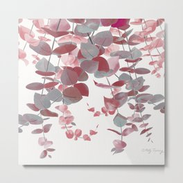 Eucalyptus - Autumn Color Metal Print