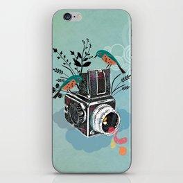Vintage Camera Hasselblad iPhone Skin