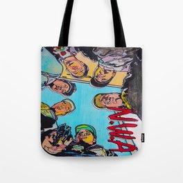 """COMPTON""  Tote Bag"