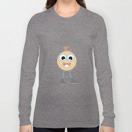 Happy walking Long Sleeve T-shirt