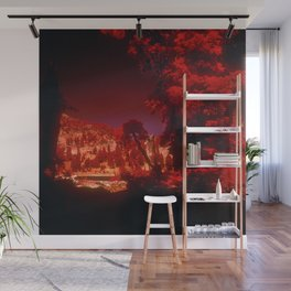 """""""Fantasy Secret Hideaway"""" Wall Mural"""