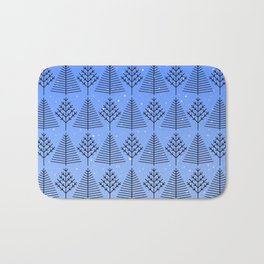 Bare Trees Bath Mat