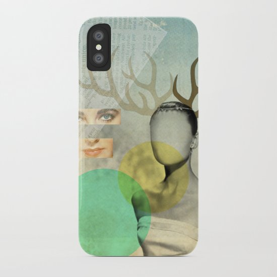 Audreys Virtue iPhone Case
