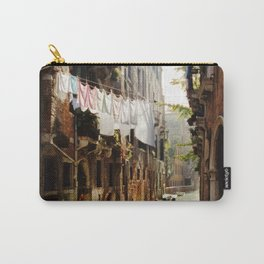 Laundry Day in Venice Carry-All Pouch