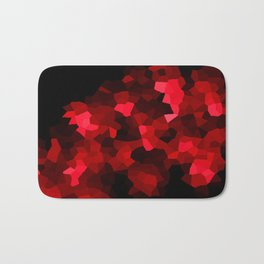 Lava Abstract Bath Mat