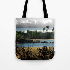 Changing nature Tote Bag
