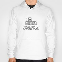 gaming Hoodies featuring Gaming Puns by GeorgeCT