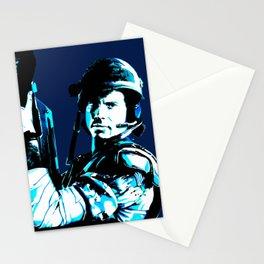 Bug hunt (alternative version) Stationery Cards