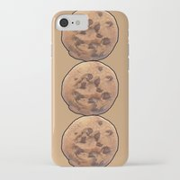 cookie iPhone & iPod Cases featuring Cookie by Spooky Dooky