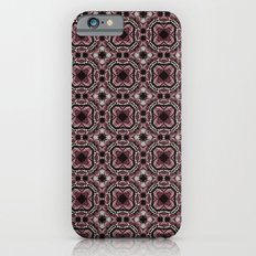 roses and pearls iPhone 6s Slim Case