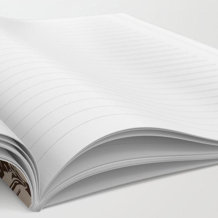 Sherlock Wallpaper Notebook