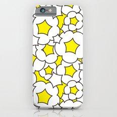 Bursted popcorn pattern Slim Case iPhone 6s
