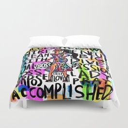 BOSS CHIC Duvet Cover