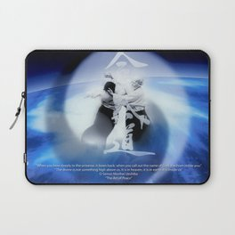 Aikido Poster /more at www.aikibudo.shop / Laptop Sleeve