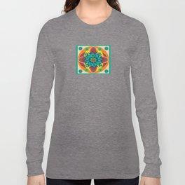 Spine mandala Long Sleeve T-shirt