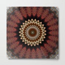 Some Other Mandala 219 Metal Print
