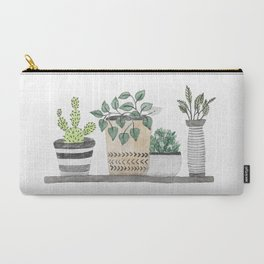 Plants 1 Carry-All Pouch