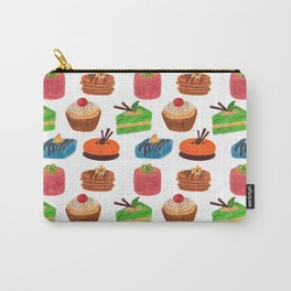 Petits Fours Carry-All Pouch