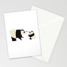 Origami Giant Panda Stationery Cards