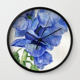 Prickly Subject Wall Clock