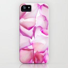 Rose Petals iPhone Case