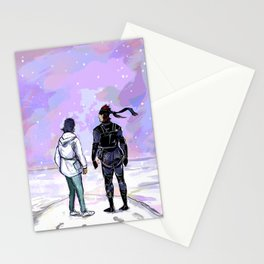 After Shadow Moses Stationery Cards