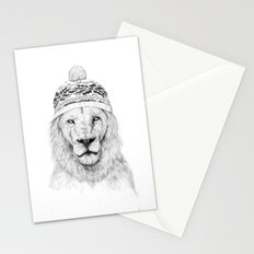 Winter is coming 2 Stationery Cards