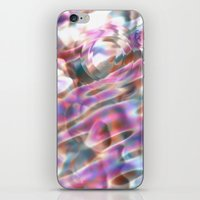 river iPhone & iPod Skins featuring River by tuditees
