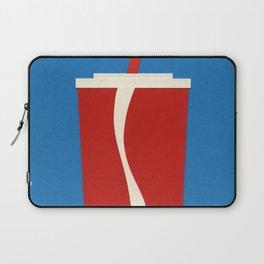 Cup Of Coke Laptop Sleeve
