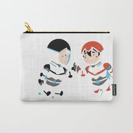 SHEITH, BLACK PALADINS BORN TO BE TOGETHER Carry-All Pouch