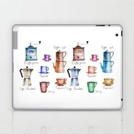 Coffee Time! Laptop & iPad Skin