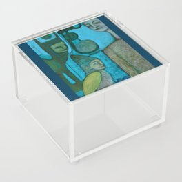 Mechanisms of Belief 3 Acrylic Box
