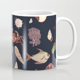 Sealife Mood Coffee Mug
