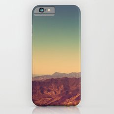 Mountains Clashed iPhone 6s Slim Case