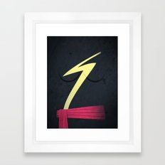 Generally Marvelous Framed Art Print