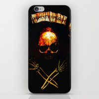 crane iPhone & iPod Skins featuring Crane by Ganech joe