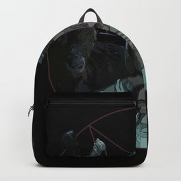 The Witch alternative poster Backpack