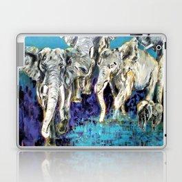 Elephant  Family Laptop & iPad Skin