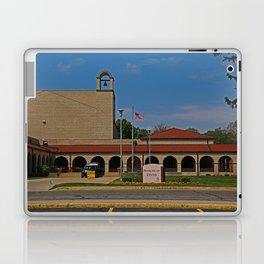 Lourdes University-  Franciscan Center in the Spring III Laptop & iPad Skin