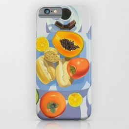 Brazilian Breakfast iPhone Case