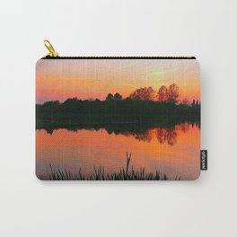 The beauty of a Sunset.  Carry-All Pouch