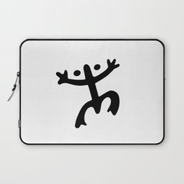 Coqui Taino Laptop Sleeve