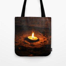 Light of hope Tote Bag