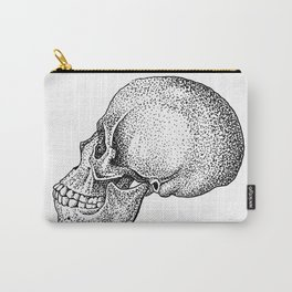 Skull, Profile Carry-All Pouch