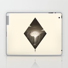 Liquid Moon Laptop & iPad Skin