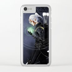Lavellan Tarot Clear iPhone Case